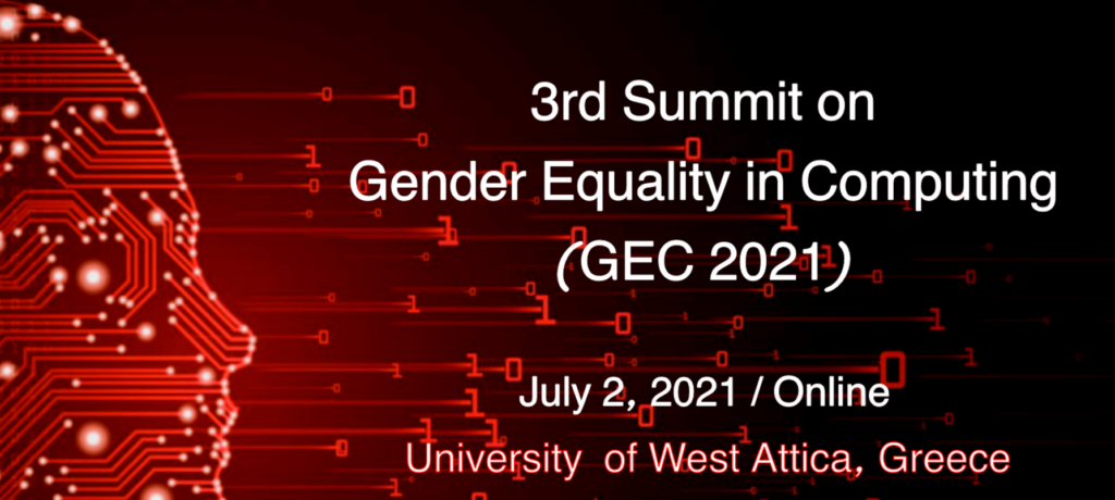 3rd Summit on Gender Equality in Computing